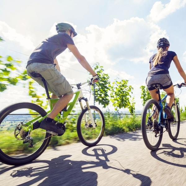 Discover by bike